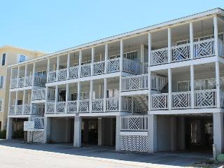 South Beach Ocean Condos - South - Unit 1 - Just Steps to the beach, Shops and Restaurants - Ocean View - Tybee Island vacation rentals
