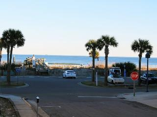 South Beach Ocean Condos - North - Unit 3 - Just Steps to the beach - Ocean View - FREE Wi-Fi - Tybee Island vacation rentals