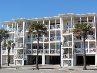 South Beach Ocean Condos - East - Unit 9 - Panoramic Oceanfront Views of Tybee Beach - FREE Wi-Fi - Tybee Island vacation rentals