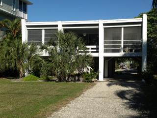 Mod beach house on Little Hickory Island - Bonita Springs vacation rentals