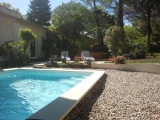 Villa Thermae  Pont du Gard - Remoulins vacation rentals