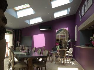Charming cottage 520m²  for 22 people Cinéma & Spa - Saint-Georges-sur-Baulche vacation rentals