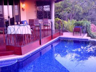 The villa on the hill with amazing ocean view & a - Playa Hermosa vacation rentals