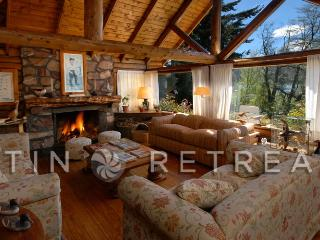 5 Bedroom/4.5 Bath - (H44) - BREATHTAKING SURROUNDINGS - San Carlos de Bariloche vacation rentals