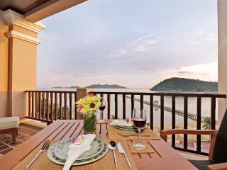 Luxury One bedroom sea-view apartment - Koh Mak vacation rentals