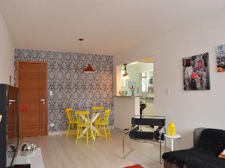 Bright Condo with Balcony and Parking - Sao Paulo vacation rentals
