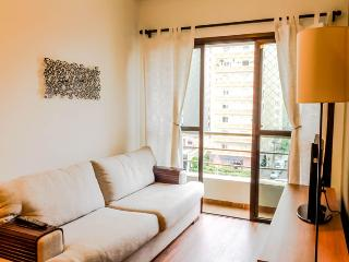 Bright Condo with Balcony and Fitness Room - Sao Paulo vacation rentals