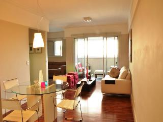 Adorable Apartment with Balcony and Fitness Room - Sao Paulo vacation rentals
