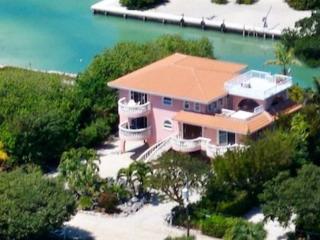 Mediterranean styling, oceanview, pool, dockage, hot tub - Marathon vacation rentals