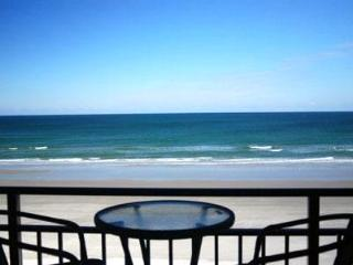 Direct Ocean Front   Steps to the Pool & Tiki Bar - Daytona Beach Shores vacation rentals