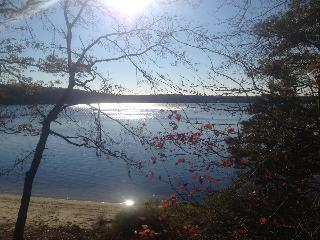 Waterfront Cape House with sandy beach, sleeps up to 8 - Mashpee vacation rentals