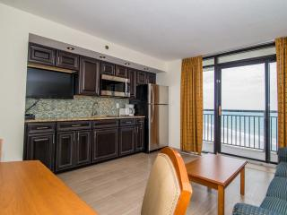 Modern oceanfront condo with pools and tiki bar - North Myrtle Beach vacation rentals