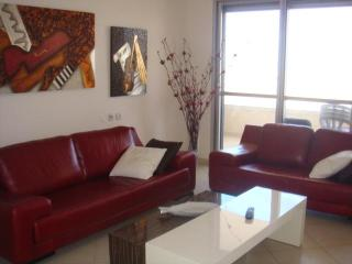 4-room apartment REF/LOULOU at Ashdod Marina area - Ashdod vacation rentals