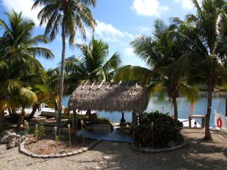 WATERFRONT PARADISE with PRIVATE DOCKAGE - Matecumbe Key vacation rentals