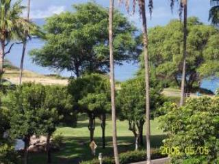 VIEW FROM LANAI - OCEAN VIEW LUXURY PENTHOUSE SUITE 2/2 MAUI, HI - Kihei - rentals