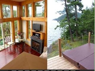 Bowen Waterfront Cottage - Roberts Creek vacation rentals