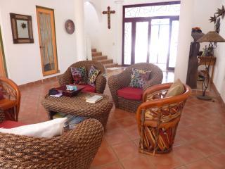 Villa de Vientos:  Artistic 4BR/4BA Villa - Bucerias vacation rentals