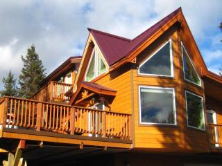 Awesome Mountain View Privat Spruce Moose Chalet 3 - Moose Pass vacation rentals