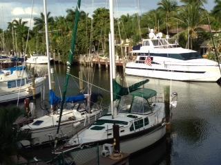 Views from docks / Marina - Las Olas Patio 3 - Fort Lauderdale - rentals