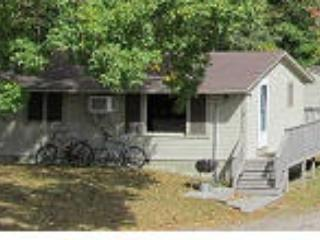 Nice 2 bedroom Cabin in Cushing - Cushing vacation rentals