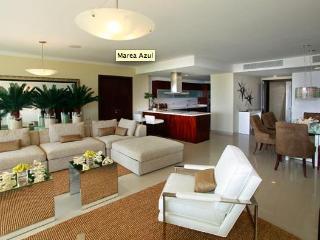 luxury apartment on the beach - Colonia Luces en el Mar vacation rentals