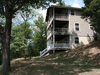 Serenity Hilltop: Family Friendly, Amazing Views - Eureka Springs vacation rentals