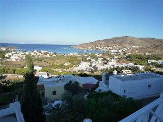 Spacious Villa with Amazing Sea View, 3 Bedroom, 2 Bath, A/C - Poseidonia vacation rentals