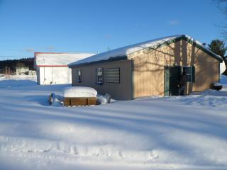 Sportsman and snowmobile Rental Cabin - Higgins Lake vacation rentals