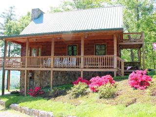 Lost Horizon Cabin on Claytor Lake - Virginia vacation rentals