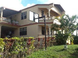 Bright 4 bedroom Dominica Apartment with Deck - Dominica vacation rentals