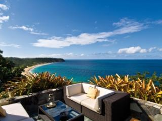 Unique 4 Bedroom Villa with Panoramic View in Terres Basses - Baie Rouge vacation rentals