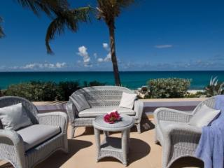 Extraordinary 5 Bedroom Oceanfront Villa on St. Maarten - Plum Bay vacation rentals