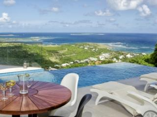 Modern 2 Bedroom Villa with Ocean View in Oyster Pond - Oyster Pond vacation rentals