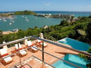 4 Bedroom Villa Overlooking the Ocean in Oyster Pond - Oyster Pond vacation rentals