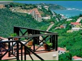 Admirable 2 Bedroom Villa with Private Terrace & Ocean View on Dawn Beach - Image 1 - Philipsburg - rentals