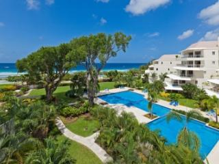 Elegant 2 Bedroom Beachfront Condo in Christ Church - Christ Church vacation rentals