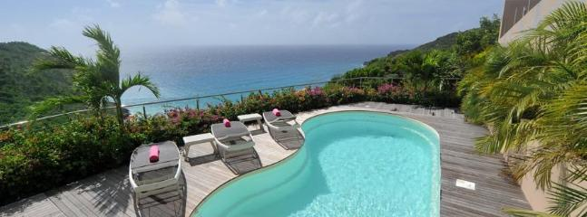 Stunning 3 Bedroom with Private Pool overlooking the Beach of Gouverneur - Image 1 - Gouverneur - rentals