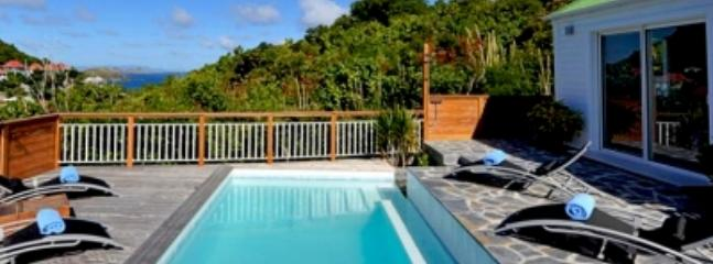 Marvelous 2 Bedroom Villa with Private Terrace & Pool in Flamands - Image 1 - Flamands - rentals