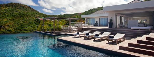 5 Bedroom Contemporary Villa on the Hillside of Flamands - Flamands vacation rentals