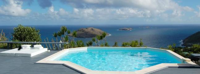 Intimate 2 Bedroom on the Heights of Colombier - Image 1 - Anse des Flamands - rentals