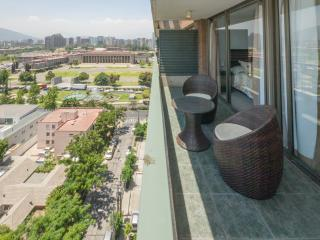 LIVINNEST Apts. Las Condes - El Golf, near Subway - Santiago vacation rentals
