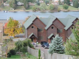 Cedar Shores #1  Lakefront Home with Boat Dock!! - McHenry vacation rentals