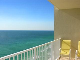 2 Bedroom (plus bunk rm)/3 bath Ocean front condo - Panama City Beach vacation rentals