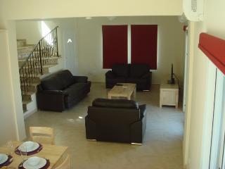 Beautiful Villa with Dishwasher and A/C - Dherynia vacation rentals
