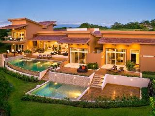 Villa Praia on the 13th hole of Arnold Palmer golf course, 2 infinity pools & beach club amenities - Guanacaste vacation rentals