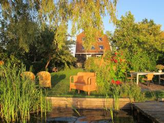 The Lake House  20 minutes from Amsterdam lakeside - North Holland vacation rentals