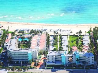 2 Bedroom condo on  beach -Limited time offer!! - Florida South Atlantic Coast vacation rentals