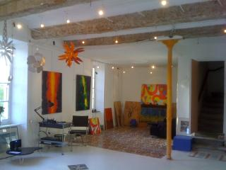 Large village townhouse with garden SW France - Languedoc-Roussillon vacation rentals