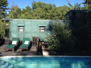 Cozy Wine Country Caboose [tax ID 1364N] - Forestville vacation rentals