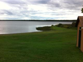 Log Home on a Beautiful Fresh Water Lake in Northern Maine - Sinclair vacation rentals